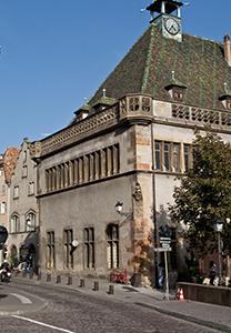 photo Koïfhus à Colmar